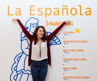 Patricia Maceda Garcia Spaans Leren La Española Rotterdam