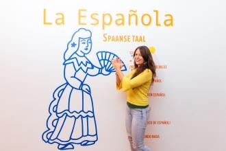 Isabel Bermejo Spaans Leren Rotterdam